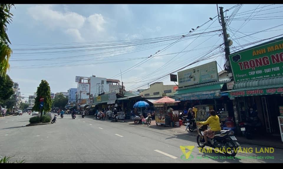 Cho thuê nhà mặt tiền đường Đại Lộ 2, Phường Phước Bình, Quận 9, DT 4x22m, 1 trệt 1 lững 2 lầu, Giá 22 triệu/tháng