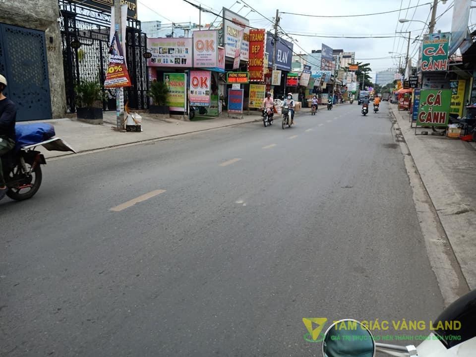 Cho thuê nhà mặt tiền đường Nguyễn Thị Tú, Phường Bình Hưng Hoà B, Quận Bình Tân, DT 5x45m, Nhà cấp 4, Giá 30 triệu/tháng
