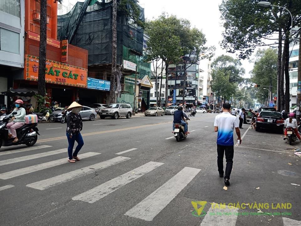 Cho thuê nhà mặt tiền đường An Dương Vương, Phường 3, Quận 5, DT 4x9m, Mặt bằng LCD, Giá 23 triệu/tháng