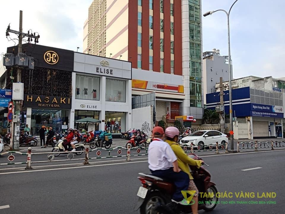 Cho thuê nhà mặt tiền đường Phan Đăng Lưu, Phường 1, Quận Phú Nhuận, DT 4x14m, 1 trệt 1 lầu, Giá 30 triệu/tháng