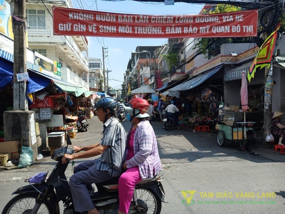 Cho thuê nhà mặt tiền đường Phạm Phú Thứ, Phường 4, Quận 6, DT 5.1x20m, 1 trệt 1 lầu, Giá 40 triệu/tháng