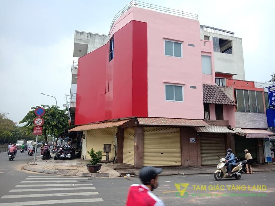 Cho thuê nhà mặt tiền đường Lũy Bán Bích, Phường Tân Thành, Quận Tân Phú, DT 8x8.5m, 1 trệt 2 lầu, Giá 80 triệu/tháng