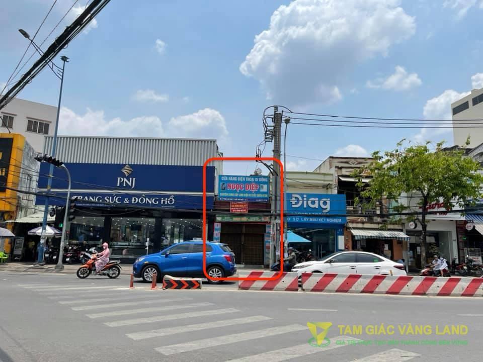 Cho thuê nhà mặt tiền đường 03 Phan Văn Hớn, Phường Tân Thới Nhất, Quận 12, DT 4.2x17m, 1 trệt 1 lầu, Giá 45 triệu/tháng