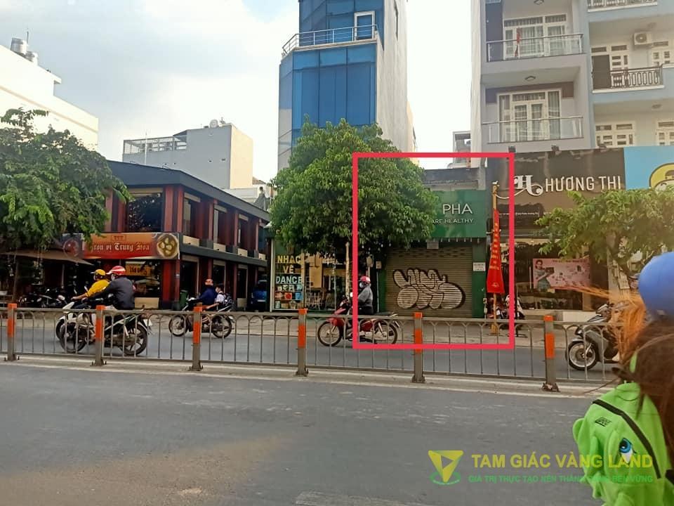 Cho thuê nhà mặt tiền đường Phan Văn Trị, Phường 5, Quận Gò Vấp, DT 4x21m, 1 trệt 1 lầu, Giá 40 triệu/tháng