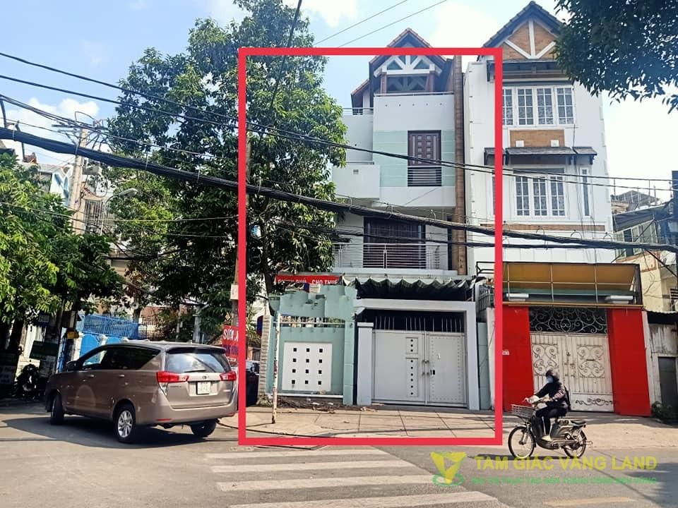 Cho thuê nhà mặt tiền đường Cửu Long, Phường 2, Quận Tân Bình, DT 6.5x20m, 1 trệt 2 lầu, Giá 40 triệu/tháng