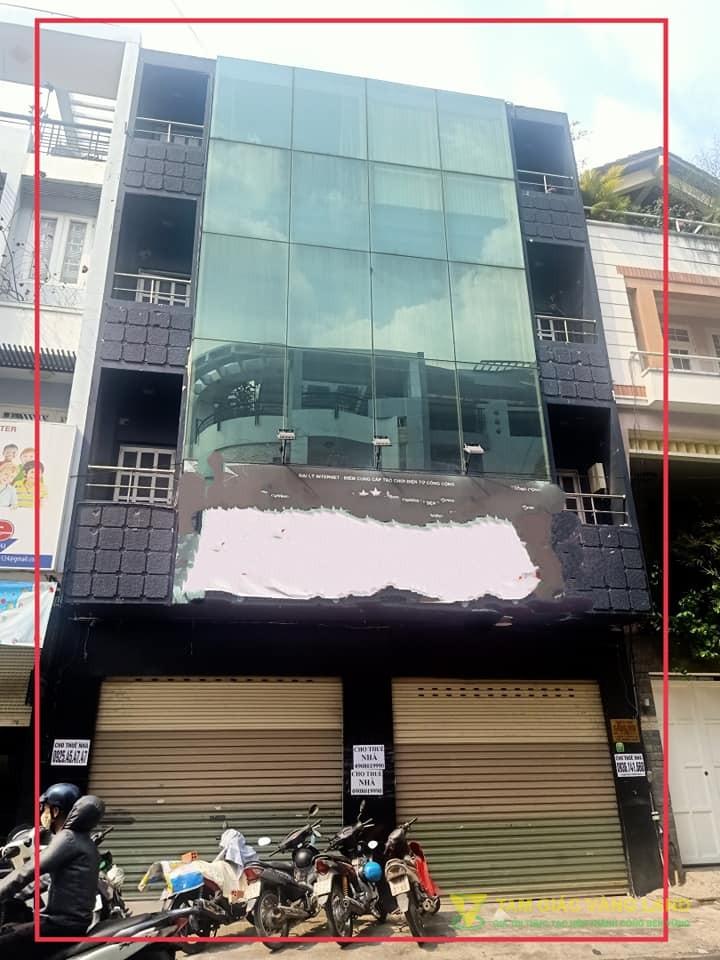 Cho thuê nhà mặt tiền đường Hoa Lan, Phường 2, Quận Phú Nhuận, DT 10x20m, 1 trệt 4  lầu, Giá 95 triệu/tháng