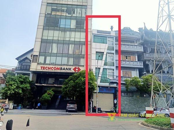 Cho thuê nhà mặt tiền đường Phan Xích Long, Phường 2, Quận Phú Nhuận, DT 5x12m, 1 trệt 3  lầu, Giá 80 triệu/tháng