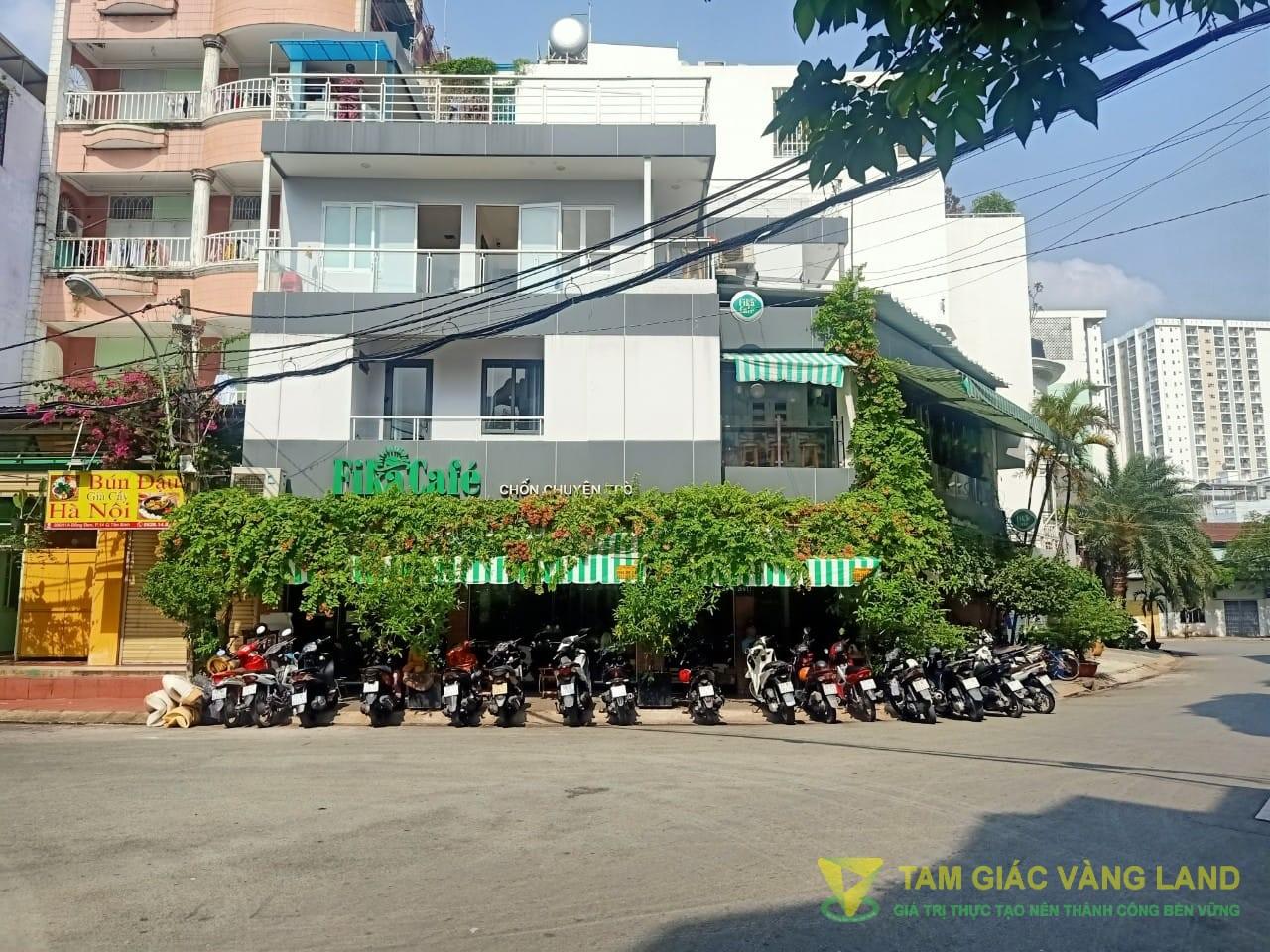 Cho thuê nhà mặt tiền đường Đồng Đen, Phường 12, Quận Tân Bình, DT 10x10m, mặt bằng, Giá 40 triệu/tháng