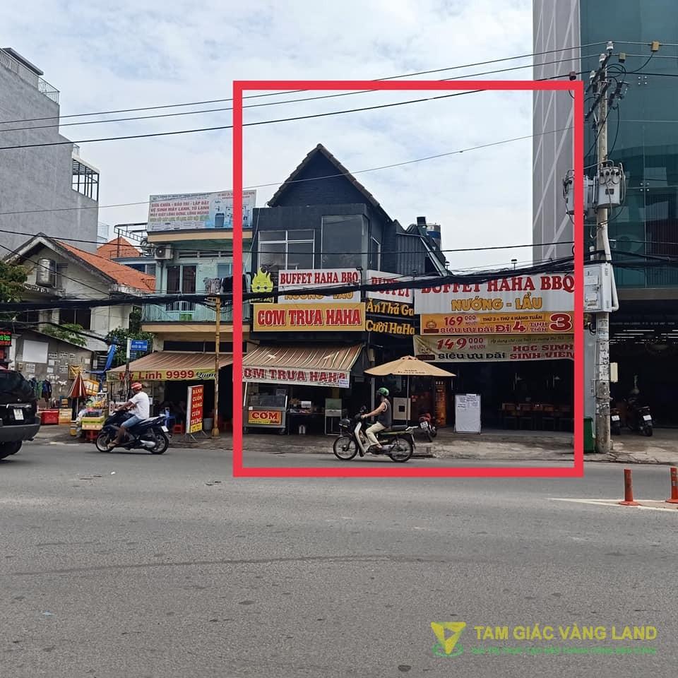 Cho thuê nhà mặt tiền đường Nguyễn Văn Lượng, Phường 16, Quận Gò Vấp, DT 10x28m, mặt bằng, Giá 125 triệu/tháng