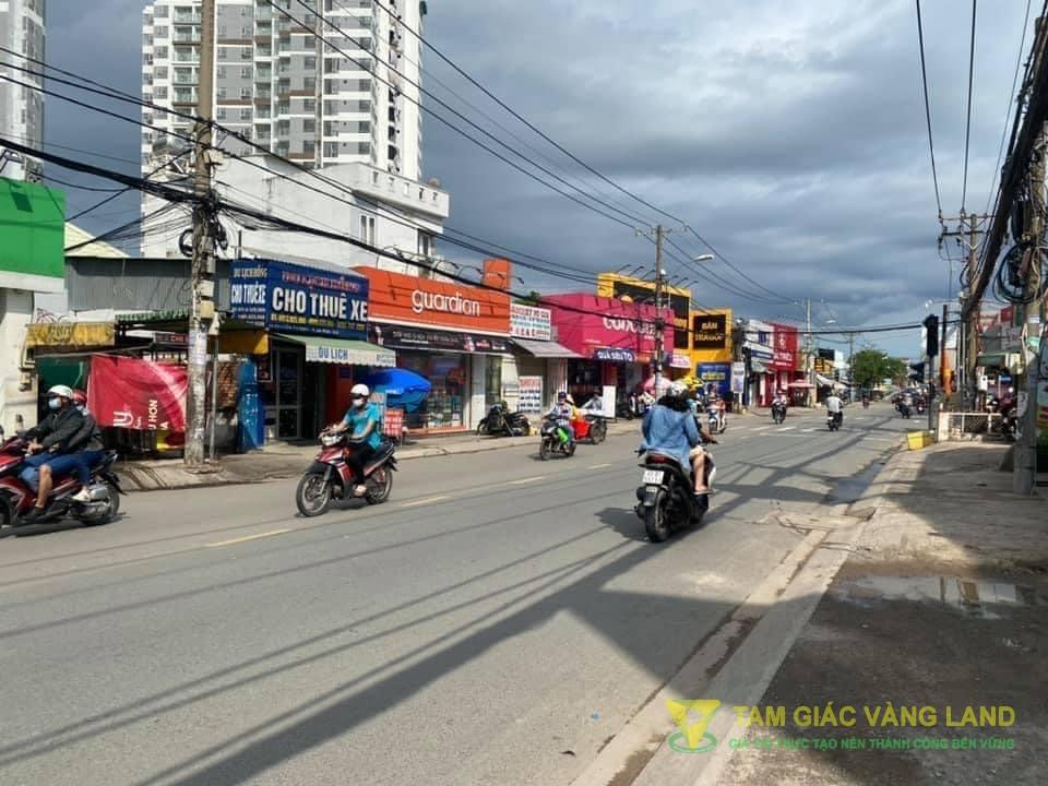 Cho thuê mặt bằng đường Nguyễn Thị Định, Phường An Phú, Quận 2, DT 8x15m, Mặt Bằng, Giá 70 triệu/tháng